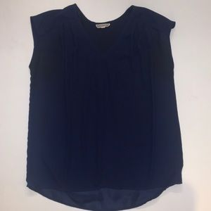 FLASH SALE🌺2 for $22 Very nice navy blue top